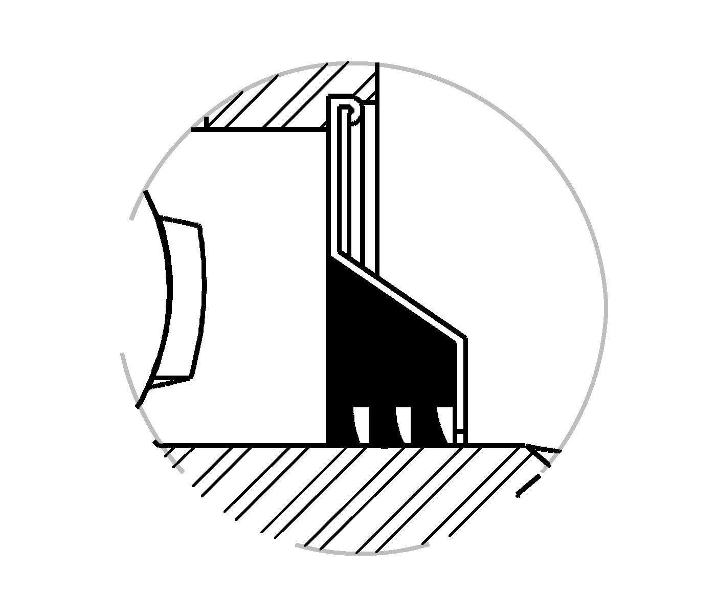 Mariner Insert L3 Seal